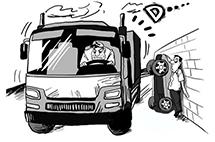 为啥死都不踩刹车?大货老司机告诉你原因