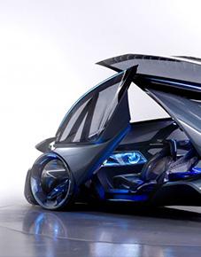 最值得看的几款概念车,最后一款帅哭!