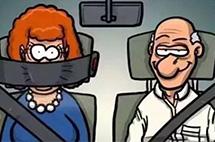 适可而止吧!坐别人的车,做这几种事怕是不妥吧!