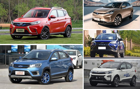 不要觉得太遥远,这几款新能源SUV 8万就能买到!