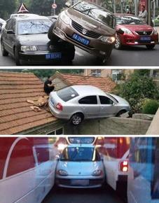 奇葩不到不能再奇葩的交通事故,交警看到都一脸懵!