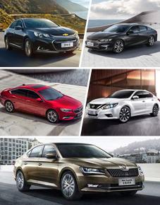 最高优惠达5万!A级车的价格,B级车的享受,这五款车正逢优惠顶峰!
