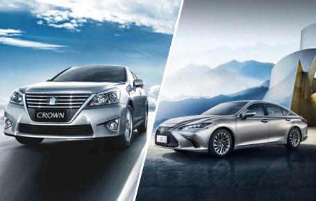 都是丰田经典,30万预算,丰田皇冠和雷克萨斯ES哪款更好?