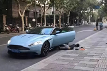 """女子开豪车""""扑街炫富""""却被扣3分罚200!只因忽视这细节"""