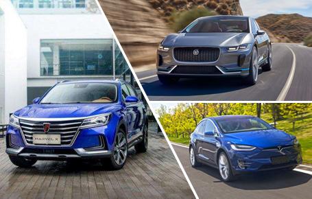 油价飙升!三款最具代表性的高品质纯电动SUV