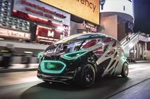 未来的汽车太牛了!基本都是无人驾驶,还有能上天的!