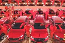 春节争霸很激烈:红旗上春晚,宝马路虎发新车!