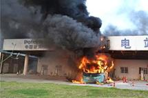一年燒了40余輛,國家質檢中心再次對新能源汽車動手了