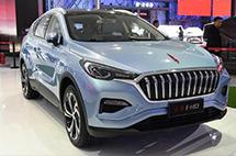 上海车展:红旗首款纯电动SUV,颜值完胜合资车