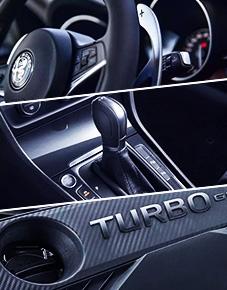 涡轮增压、双离合变速箱、换挡拨片,搭载这些技术的车注意了