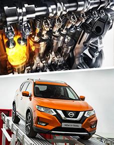 日系品牌又创新高?日产发动机最高热效率达45%