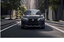 LEXUS雷克薩斯中型豪華SUV全新一代NX全球首發