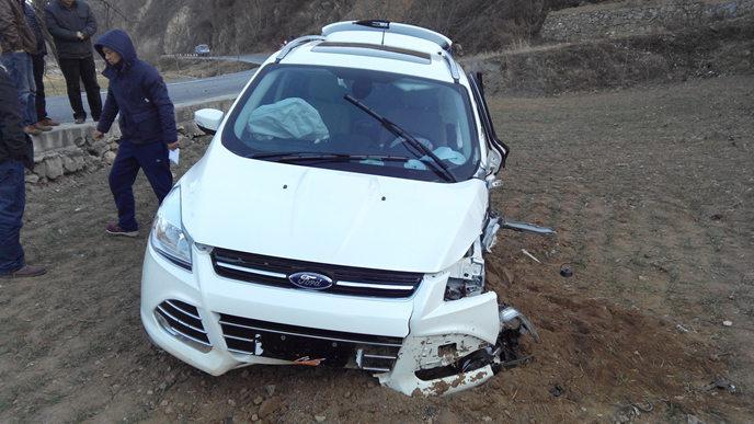 爆料:福特翼虎断轴持续 已伤及无辜