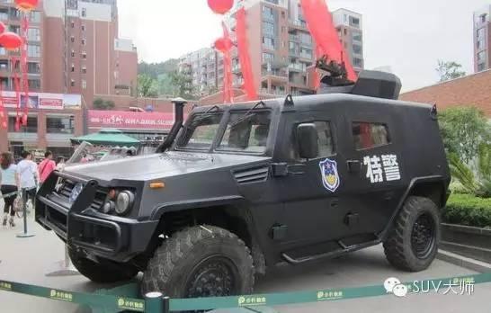 中国最牛逼的军用越野车,完爆美国悍马
