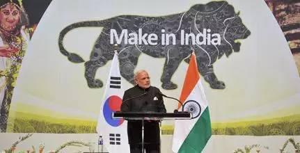 印度总理莫迪2014年9月启动了