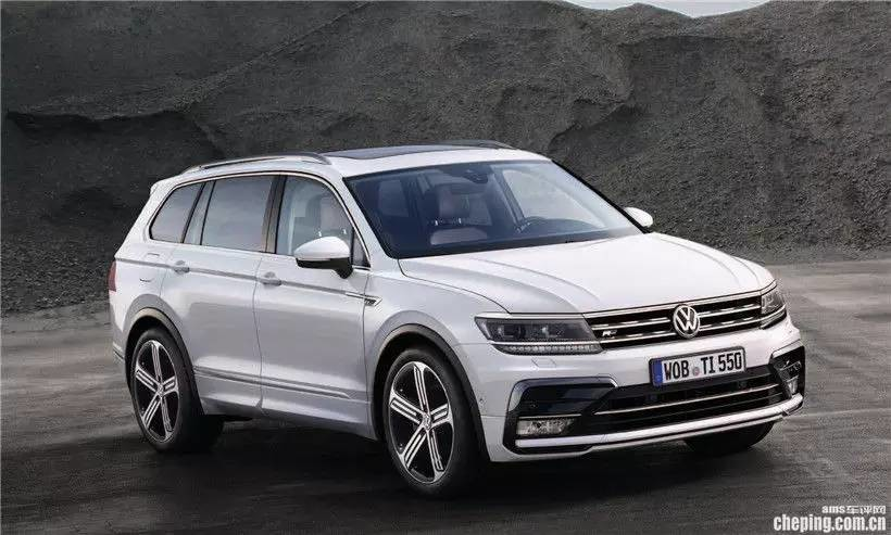 大众汽车途观推出的新一代车型将在明年春季上市.