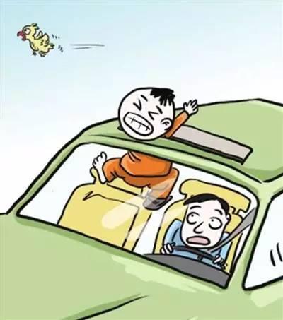 别让天窗成为孩子杀手!_今日汽车新闻_12缸汽车网