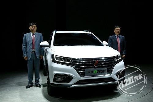 为什么说荣威RX5是互联网汽车高清图片