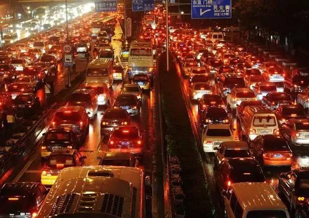 为什么东京不堵车?_今日汽车新闻