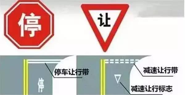 路上这些容易混淆的交通标志,差点让我送命