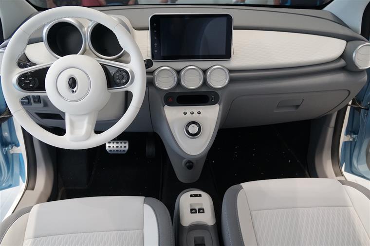 十年磨一剑 长城汽车发布新能源汽车品牌:欧拉