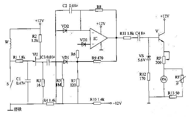 曾经的汽车转速表,是根据发动机初级点火线圈中断产生的脉冲信号