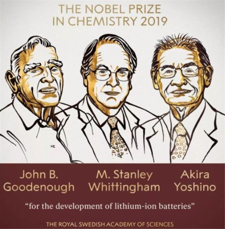 锂电池之父获诺贝尔奖,下一次电池革命还有多远?