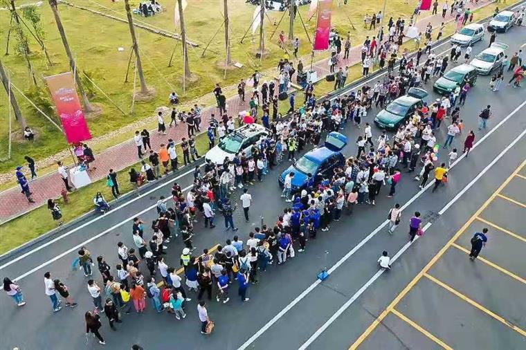一汽-大众全国首创工厂车迷嘉年华 开启中国汽车文化新模式